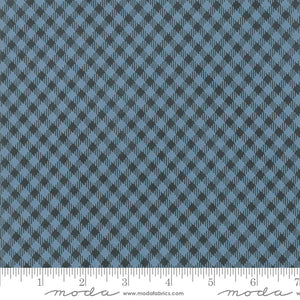 Branded Blue Jean Picnic Check Yardage (5782 16)