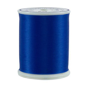 636 Bright Blue - Bottom Line 1,420 yd spool by Superior Threads - Stitches n Giggles