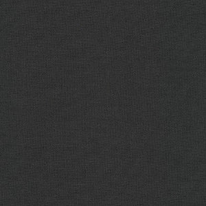 Kona Cotton Charcoal Yardage (K001-1071) - Cut Options Available