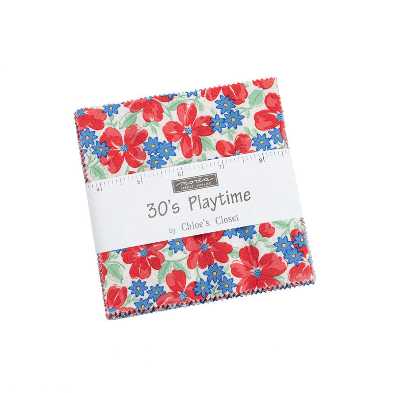 30s Playtime Charm Packs by Chloe's Closet