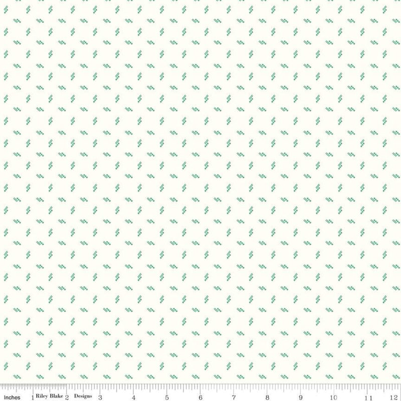 Bee Backgrounds Alpine Shirting Yardage by Lori Holt (C9710 ALPINE)