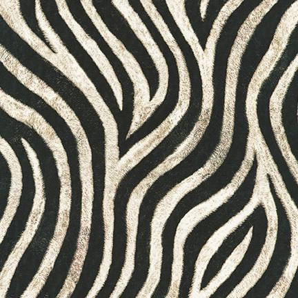 Animal Kingdom Wild Zebra Yardage (19876 286)