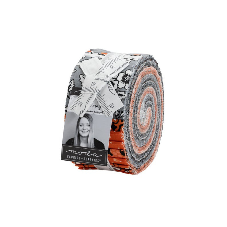 Midnight Magic 2 Jelly Roll by April Rosenthal | 40 SKUS