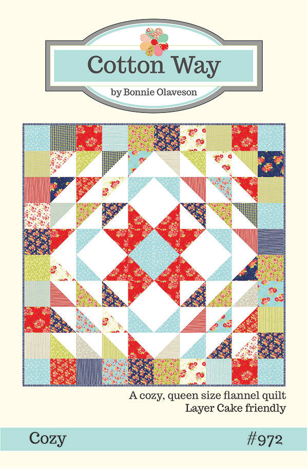 Cozy Quilt - Cotton Way
