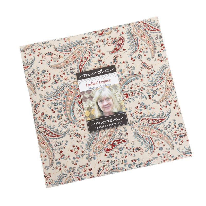 Ladies Legacy Layer Cake by Barbara Brackman | SKU #8350LC - Stitches n Giggles