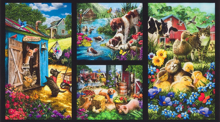 Down on the Farm Country Panels (18323 276)