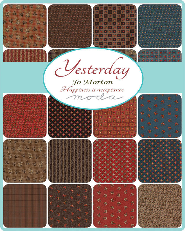 Yesterday Layer Cake by Jo Morton