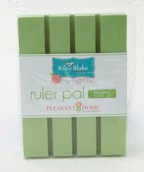 Green Apple Mini Ruler Pal by Pleasant Home