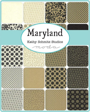 Maryland Fat Quarter Bundle by Kathy Schmitz (7030AB) - Stitches n Giggles