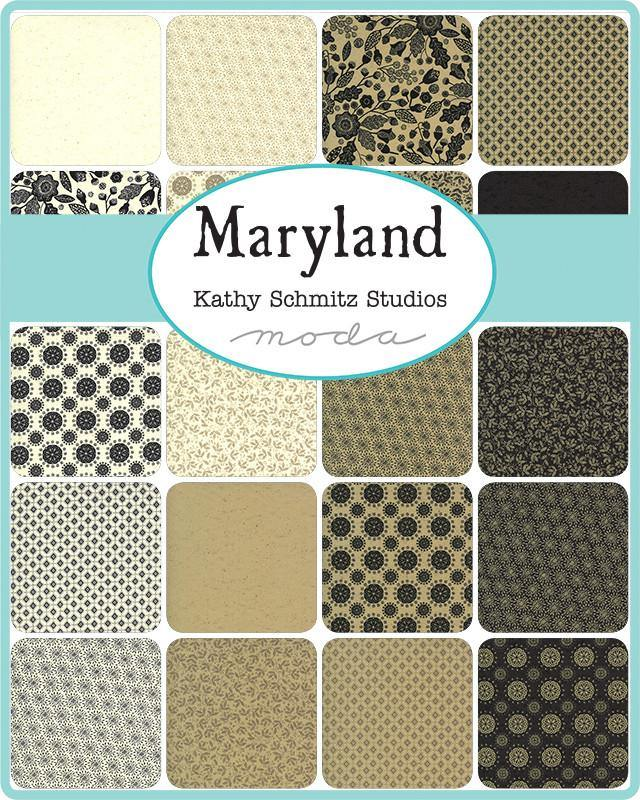 Maryland Layer Cake by Kathy Schmitz (7030LC) - Stitches n Giggles