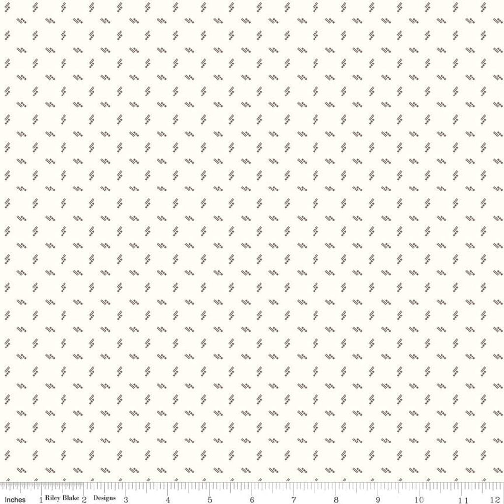 Lori Holt's Bee Background Pebble Shirtings Yardage (C9710 PEBBLE)