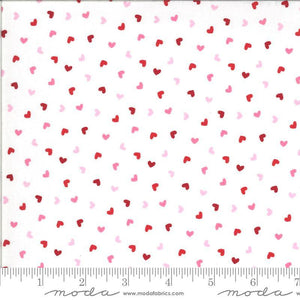 Be Mine Love Dove Sweetness Yardage (20717 11)