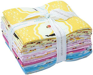 The Wiggles Emma Fat Quarter Bundle