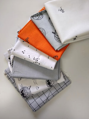 Scaredy Cat Fat Quarter Bundles