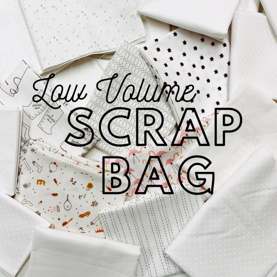 Low Volume Scrap Bag
