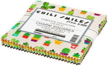 Chili Smiles Charm Pack by Ann Kelle (933 42)