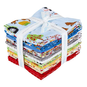 Down On The Farm Fat Quarter Bundle