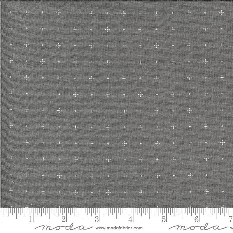 Apricot & Ash Ash Dotty Plus Yardage (29106 19)