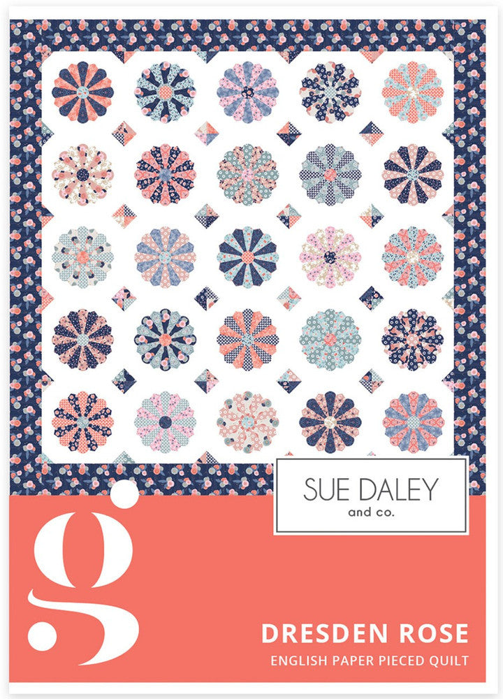 Sue Daley Dresden Rose Kit