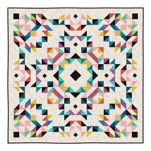 Ruby Star's Begonia Quilt Kit | SKU #RS5027BASIC - Stitches n Giggles