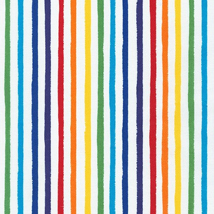 Rainbow Stripe Yardage (19936 263)