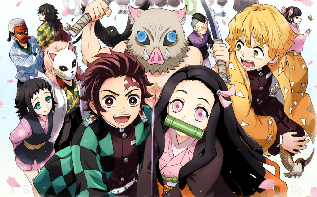 Best Anime of 2019 - NewType Anime Award 2019