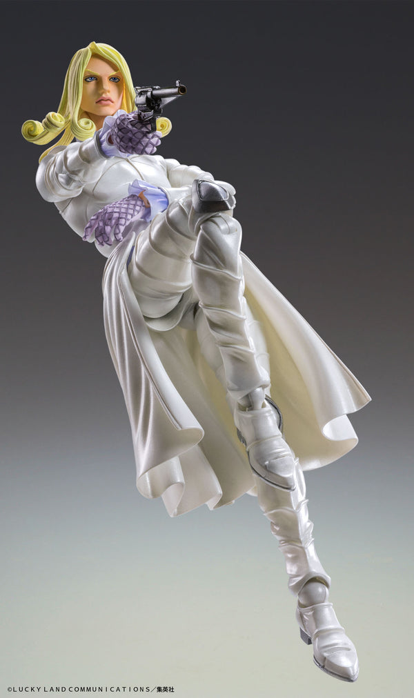 JoJo's Bizarre Adventure Part VII Steel Ball Run - Super Action Statue Funny Valentine (Medicos Entertainment)