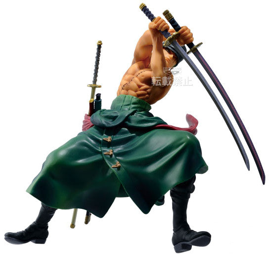 Roronoa Zoro SCultures Figure Colosseum Special One Piece