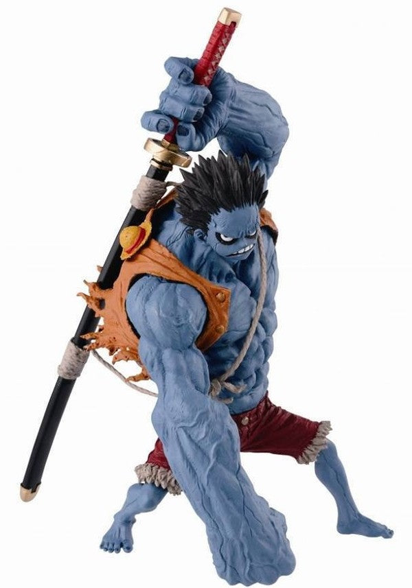Nightmare Luffy SCultures BG Figure Colosseum 3 Vol.3 One Piece
