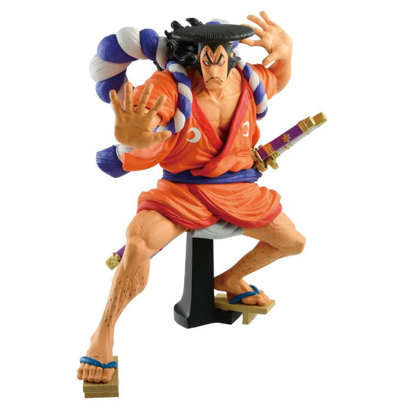 """One Piece"" KING OF ARTIST THE KOZUKI ODEN (Banpresto)"