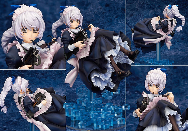 Teletha Testarossa Maid Ver.  -Full Metal Panic! Invisible Victory -  1/7 - (Alter)