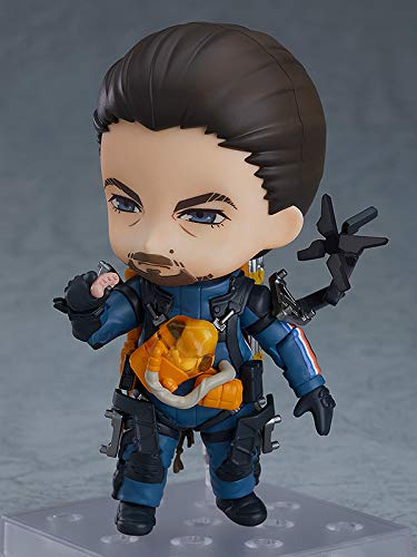 DEATH STRANDING - Nendoroid #1282 Sam Porter Bridges (Good Smile Company)