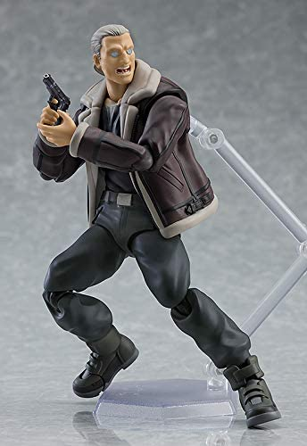 Ghost In The Shell Stand Alone Complex Figma 482 Batou S A C Ver Ninoma