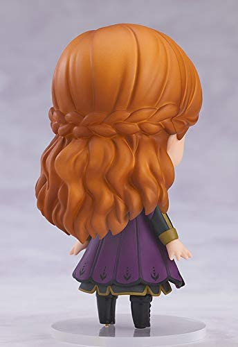 Frozen II - Nendoroid#1442 Anna Travel Costume Ver. (Good Smile Company)