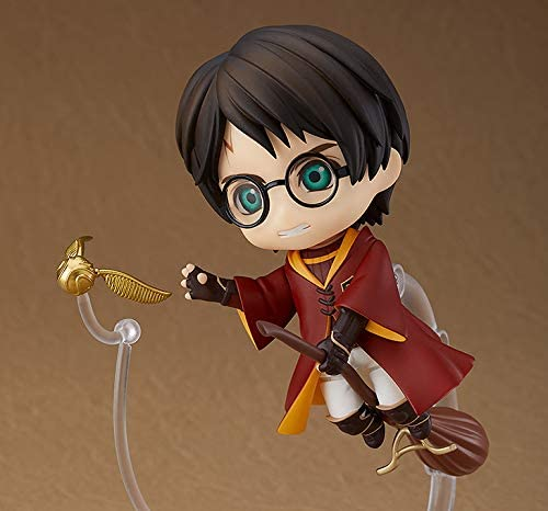 Harry Potter - Nendoroid #1305 Harry Potter Quidditch Ver. (Good Smile Company)