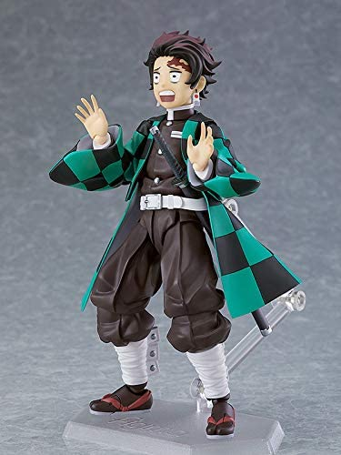 Demon Slayer: Kimetsu no Yaiba - Figma#498-DX Kamado Tanjiro DX Edition (Max Factory)