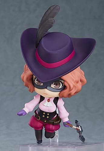 Persona 5: The Animation - Okumura Haru - Nendoroid #1210 - Phantom Thief Ver. (Good Smile Company)