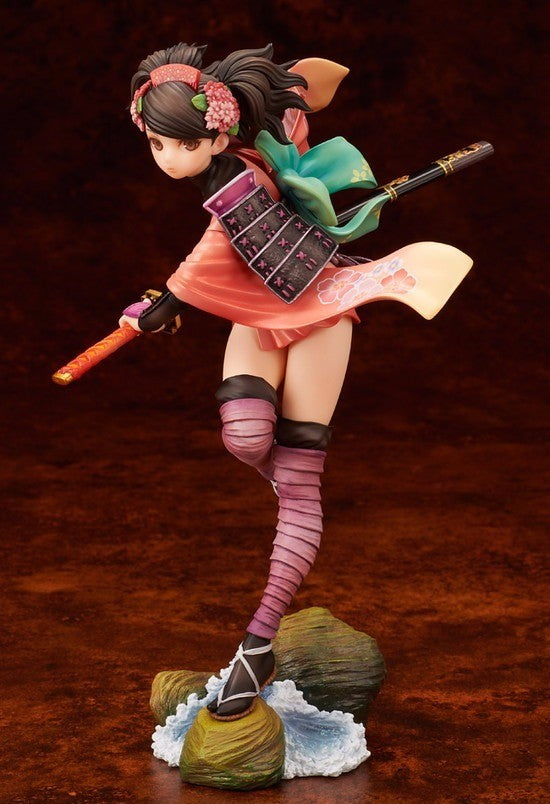 Momohime 1/8 Oboro Muramasa Alt. Color version - Alter