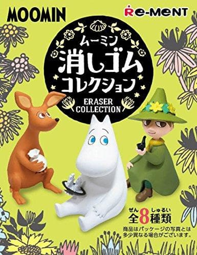 Box Candy Toy Moomin - Re-Ment