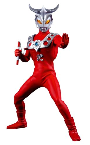 Ultraman Leo Real Action Heroes (#420) Ultraman Leo - Medicom Toy