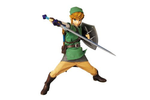 Link 1/6 Real Action Heroes (#622) Zelda Skyward Sword - Medicom Toy