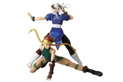 Chun-Li Ver.2.0 1/6 Real Action Heroes (#656) Street Fighter - Medicom Toy