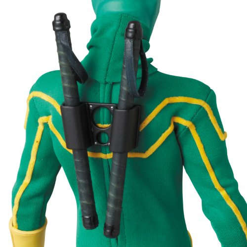 Kick-ass 1/6 Real Action Heroes (#674) Kick-Ass 2 - Medicom Toy