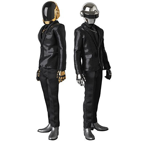 Thomas Bangalter Random Access Memories Ver. 1/6 Real Action Heroes (#680) Daft Punk - Medicom Toy