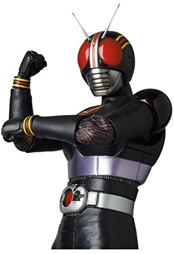 Kamen Rider Black 1/6 Real Action Heroes (#699) Kamen Rider Black - Medicom Toy