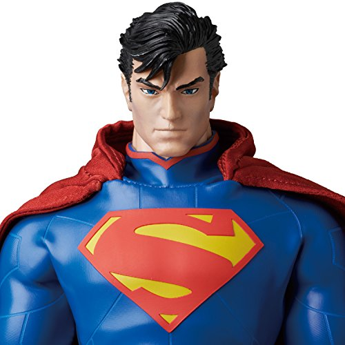 Superman 1/6 Real Action Heroes (No.702) Justice League - Medicom Toy