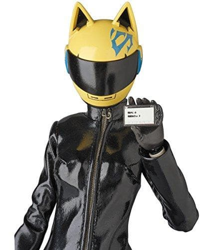 Celty Sturluson Real Action Heroes (No.726) Durarara!!x2 - Medicom Toy