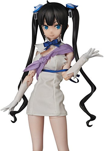 Hestia 1/6 Real Action Heroes (No.743) Dungeon ni Deai o Motomeru no wa Machigatteiru Darou ka - Medicom Toy