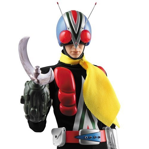 Riderman 1/6 Real Action Heroes (No.462) Kamen Rider V3 - Medicom Toy
