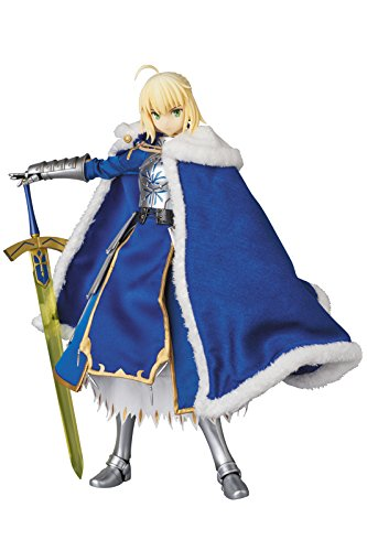 Saber 1/6 Real Action Heroes (No.758) Fate/Grand Order - Medicom Toy
